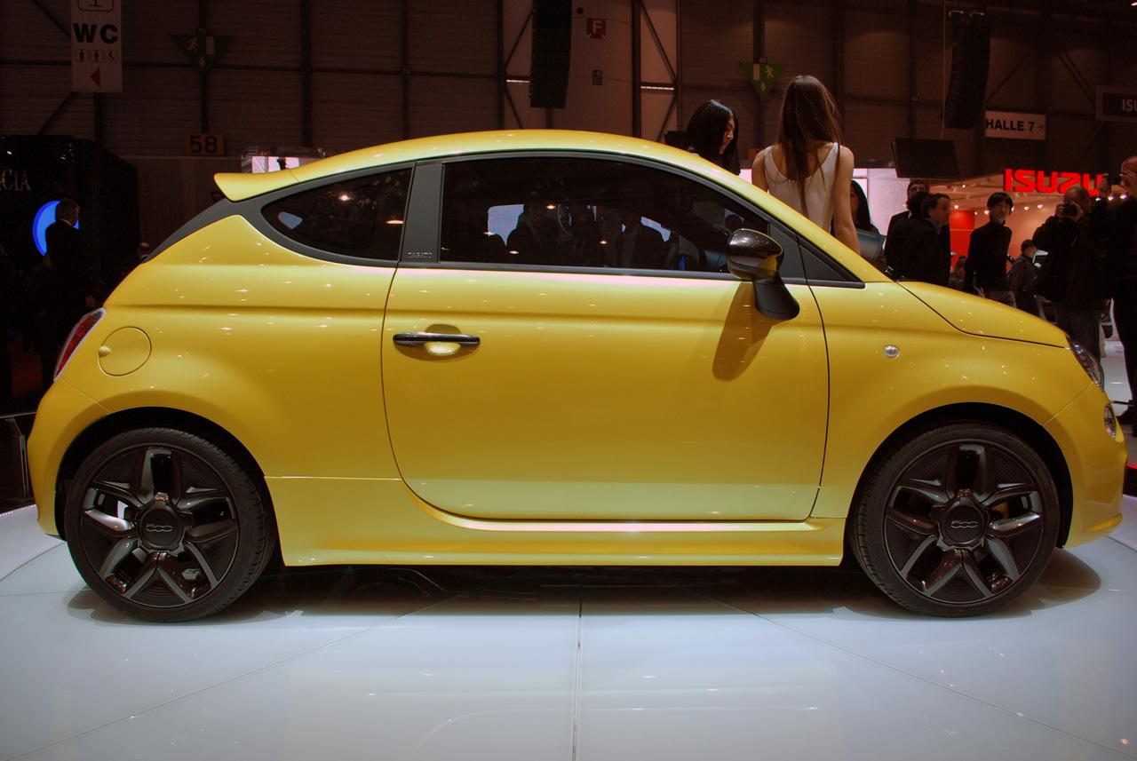 2012 FIAT 500 COUPE ZAGATO HD WALLPAPERS