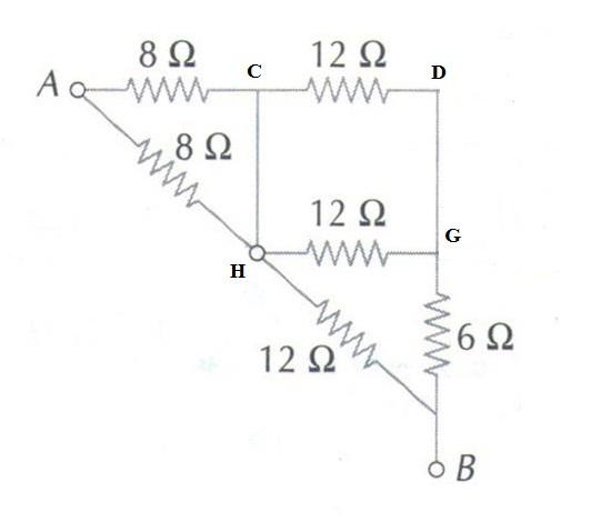 Circuito Rlc Serie Exercicios Resolvidos : Exercício resolvido resistência equivalente brawn