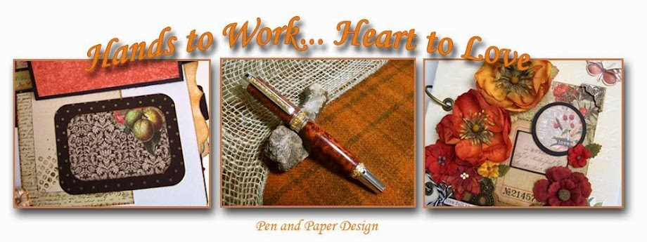 Hands to Work... Heart to Love