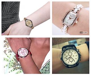 cari jam tangan sesuai dengan warna kulit