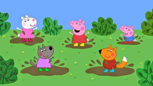 Nickalive Nick Jr Uk To Premiere Quot Peppa Pig The Golden