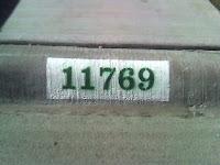 kaki lima punya nombor