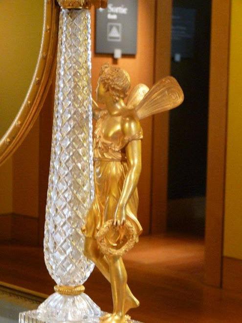 Escalier de cristal