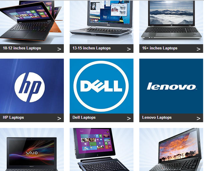 All Laptops and Price in Nigeria