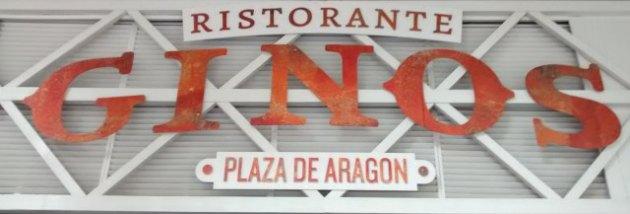 Ginos Plaza Aragon Zaragoza