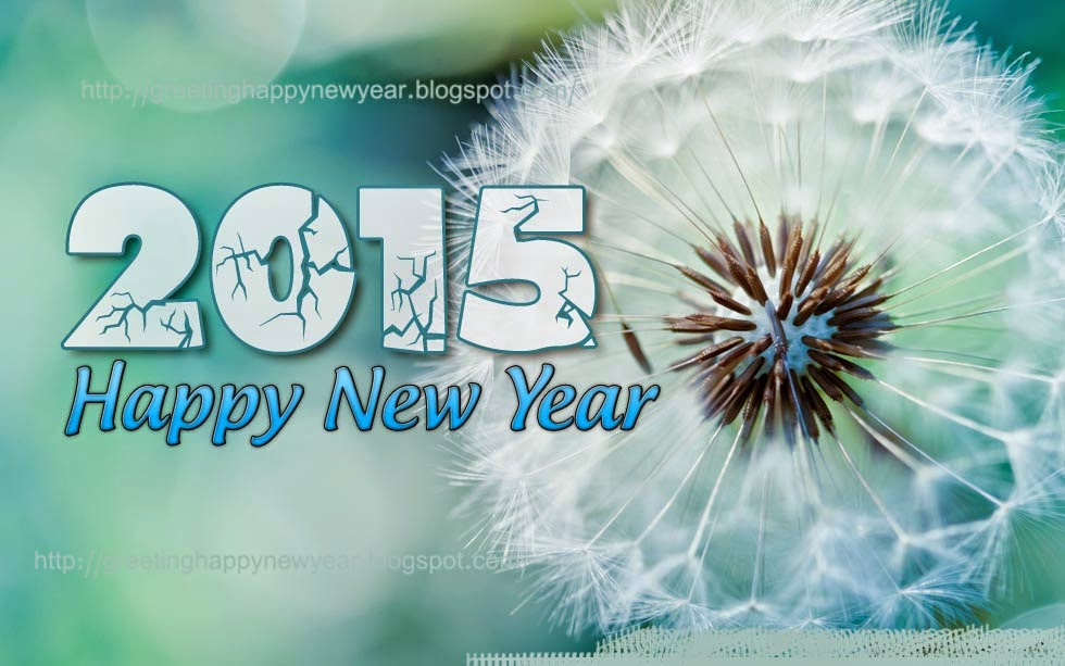 Happy New Year 2015 Cards For All