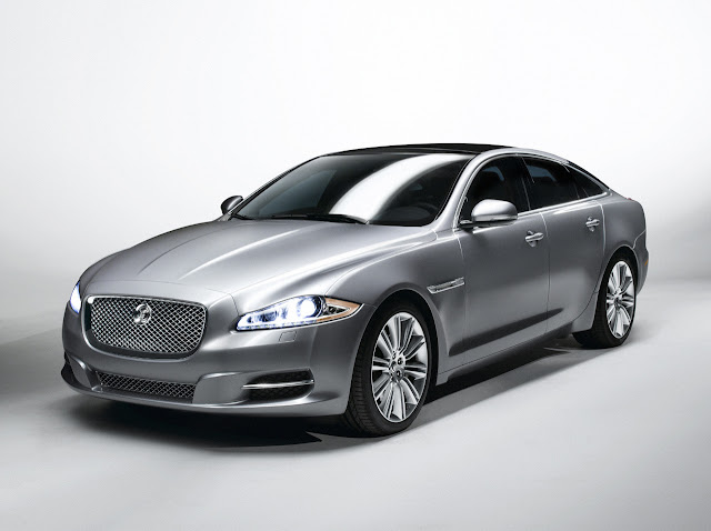 jaguar xj wallpaper