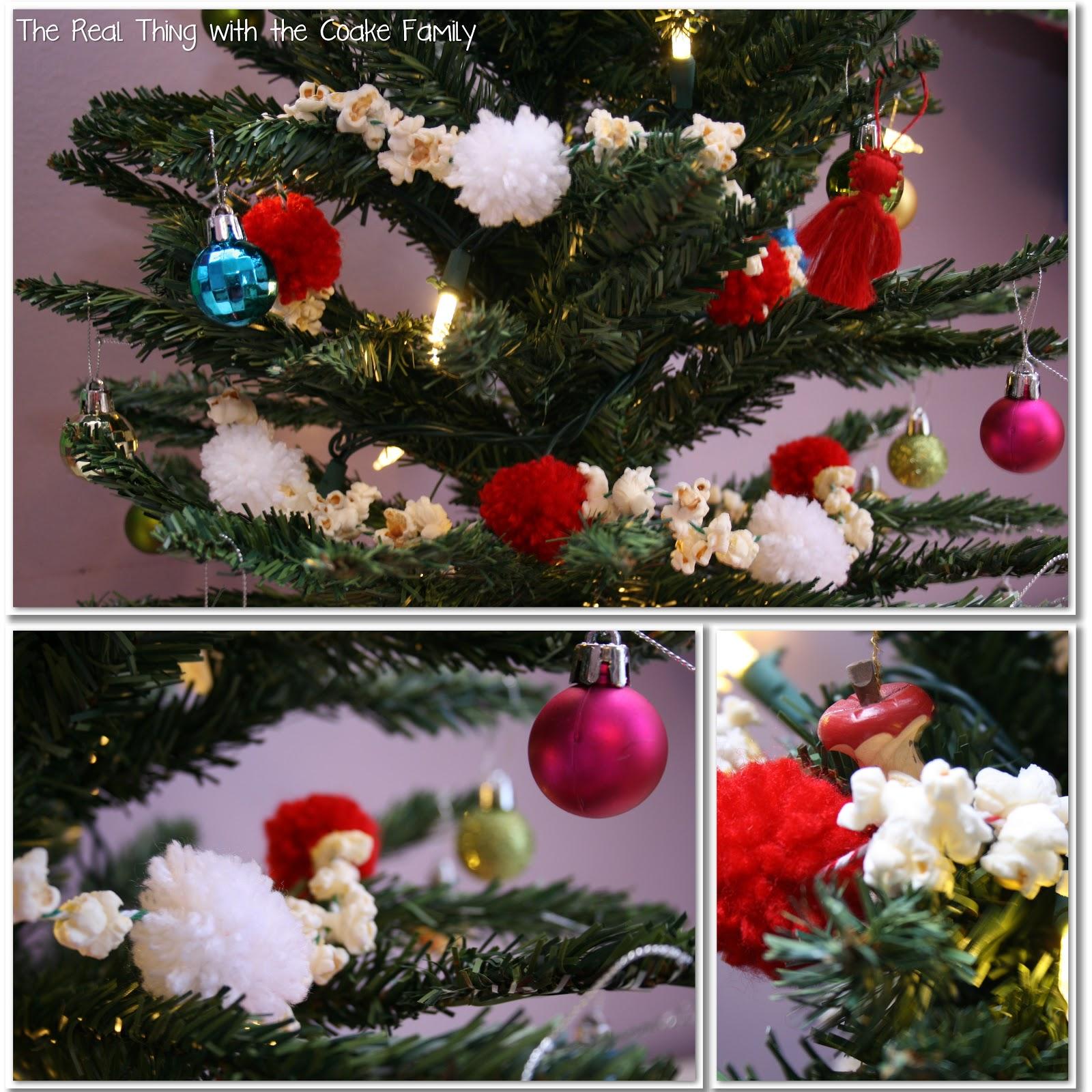 christmas tree garland decorating ideas decoration image idea - Christmas Tree Garland Ideas