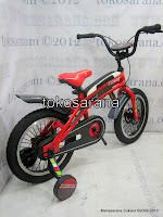 4 Sepeda Anak Phoenix P518 Motocross 16 Inci