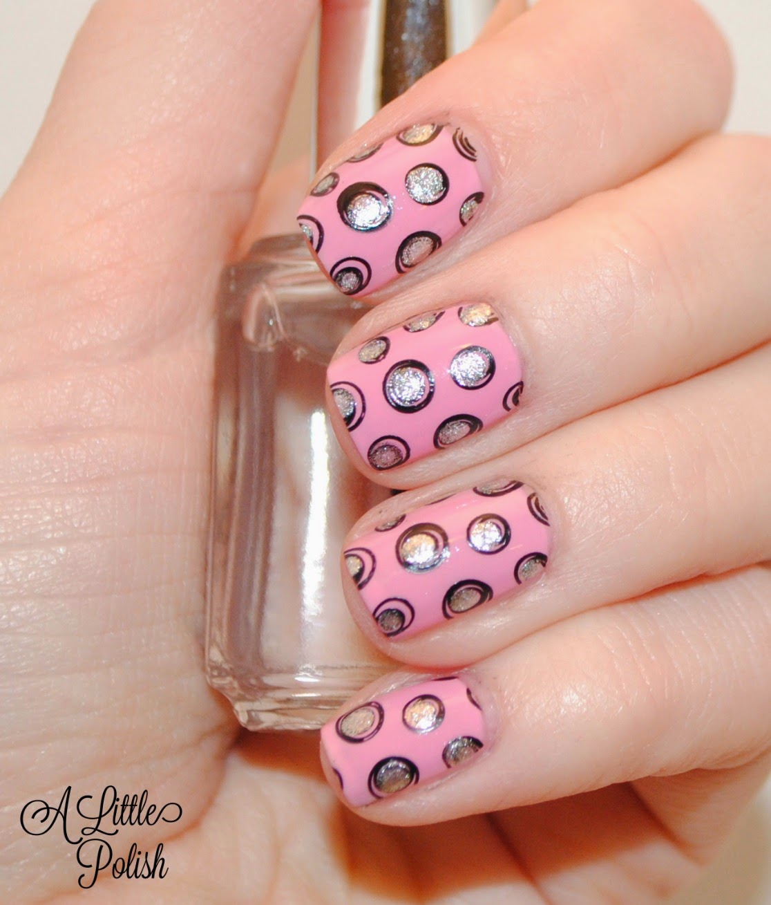 Nail Art For Nubs Link-Up