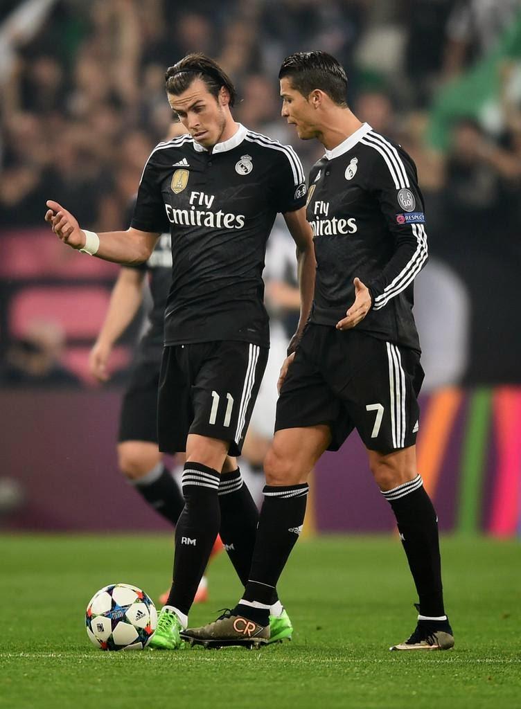 Ini Bukti-Bukti Kalau Ronaldo Dan Bale Tidak Akur