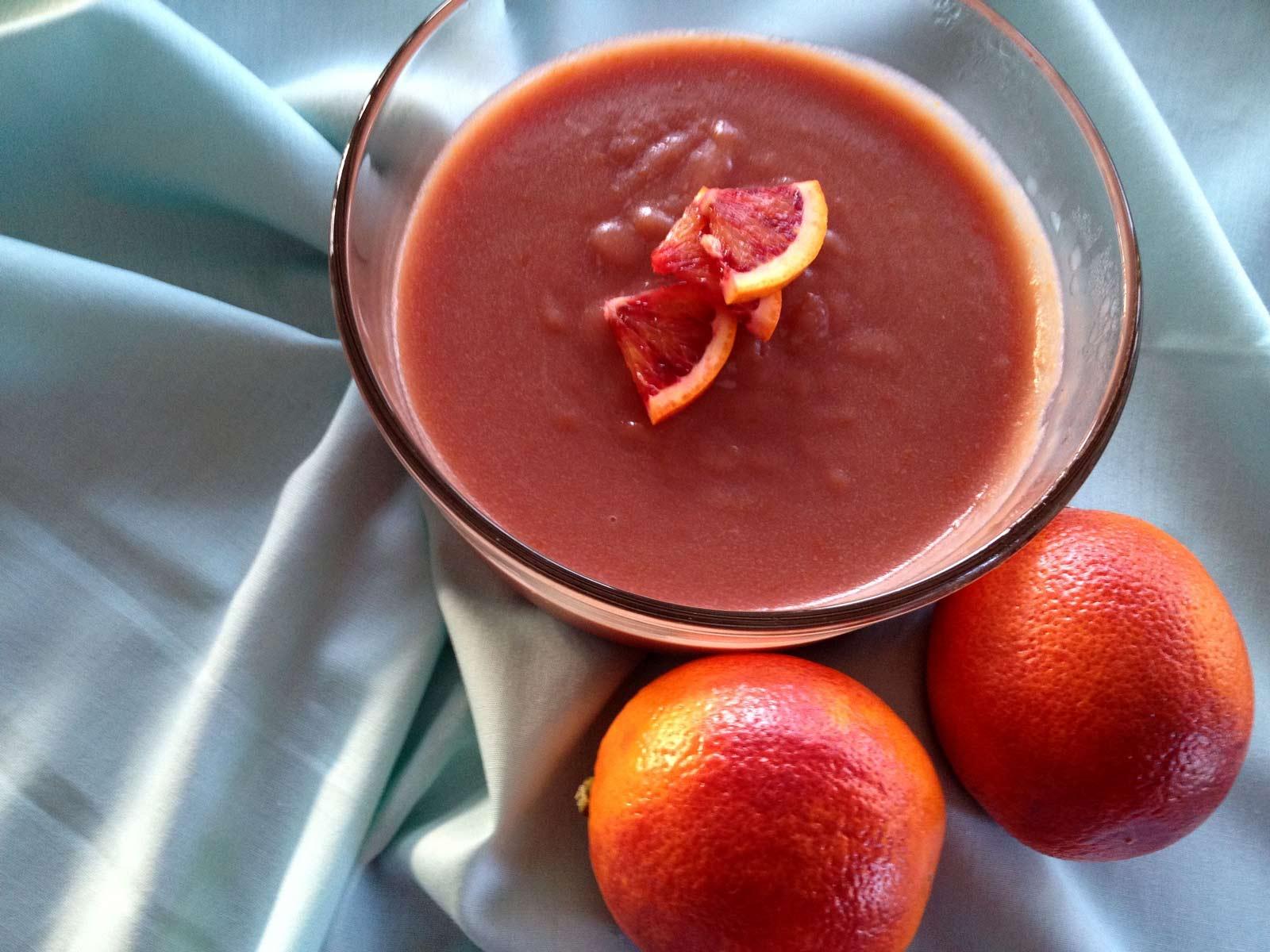 blood orange curd yep you heard me microwave blood orange curd ...