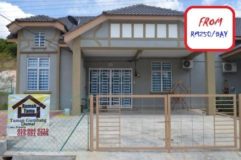 Homestay Zakaria 2 Bukit Gambang Resort City