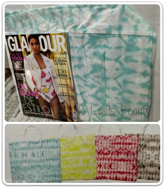 Regalos revistas julio 2015: Glamour