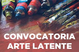 Convocatoria Arte Latente