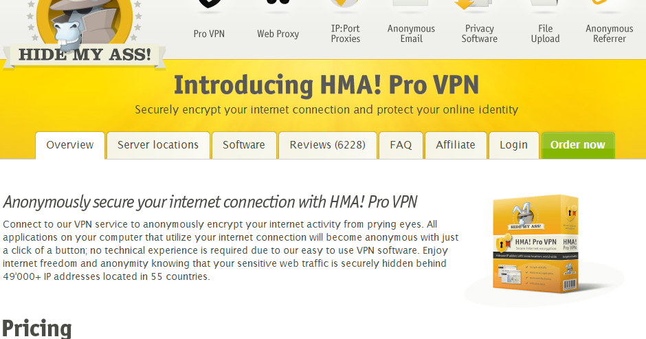 download hma vpn pro 2.6.9