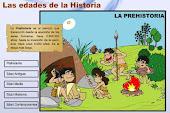 EDADES DE LA HISTORIA...  UN VIAJE ALUCINANTE.