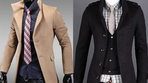 tips memilih mantel untuk pria