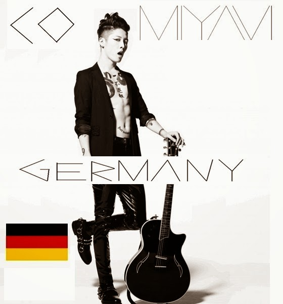 Co Miyavi Germany