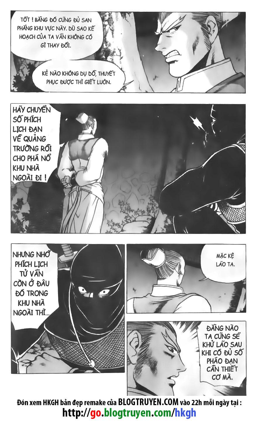 Hiệp Khách Giang Hồ chap 133 page 4 - IZTruyenTranh.com