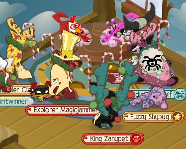 Squishy Animal Jam : Animal Jam Rapids ~by Trickertreee: In memory of Squishy phantoms