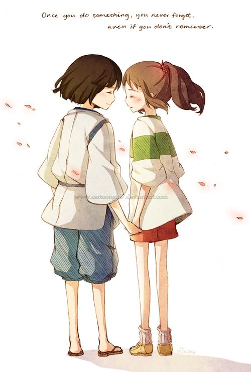 Imagens Casais Anime Tumblr