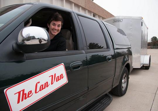 Lindsey Herrema's Can Van