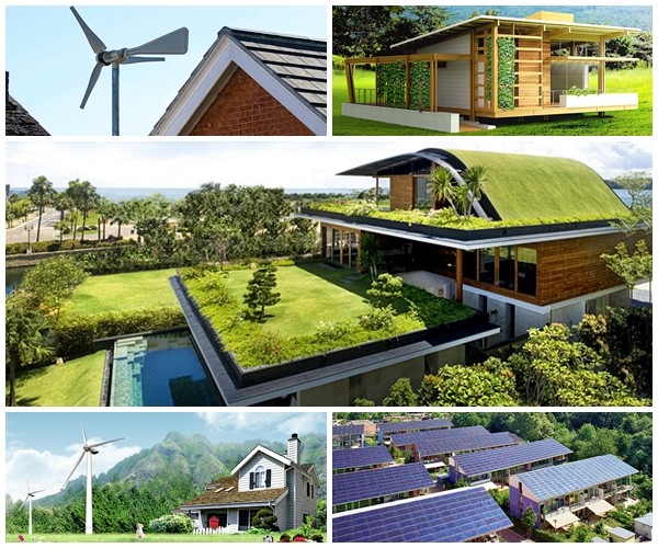 Apuntes revista digital de arquitectura casa ecologica y autosuficiente Casa prefabricada ecologica autosuficiente