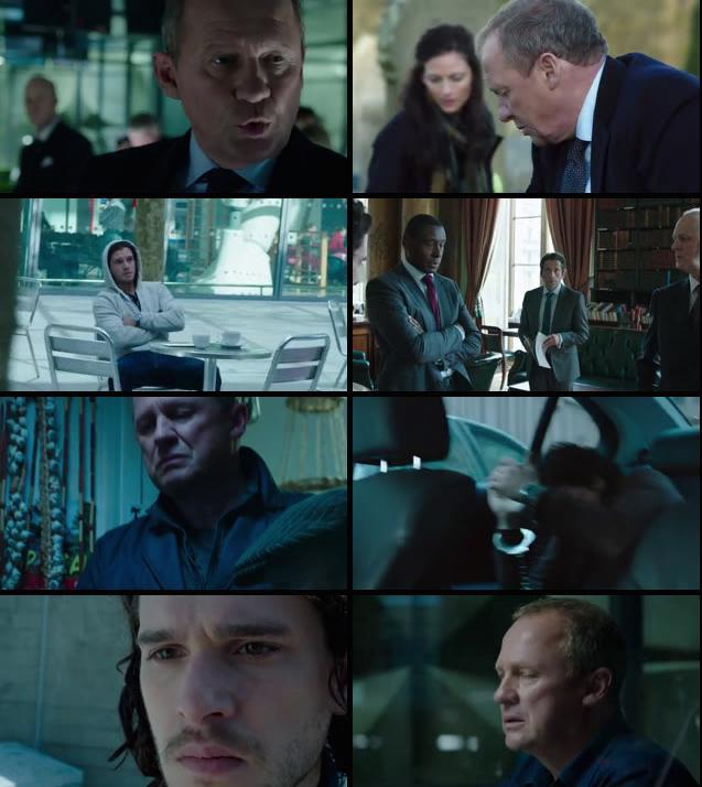 Spooks The Greater Good 2015 HDRip 480p 300mb
