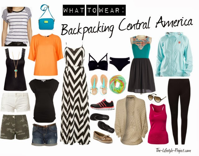 What to Wear for Backpacking Central America