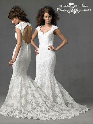 wedding dresses 2011 lace. 2011 Lace White Sleeve Wedding