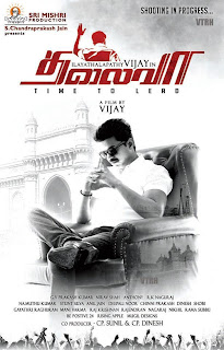Vijay's Thalaiva latest Still and Poster