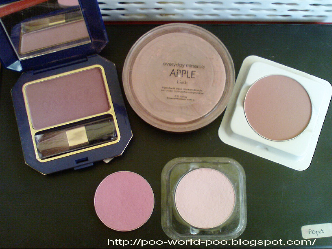 Phus World In Searching For Pink Blush
