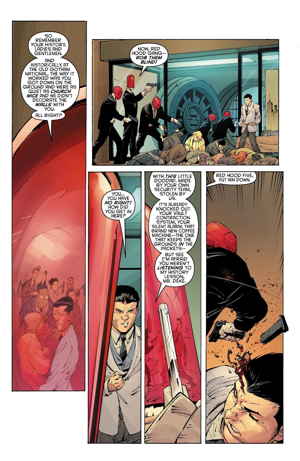 Batman (2011) Issue #0 #15 - English 4