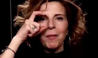La ex cantante solista de Presuntos Implicados Soledad Giménez apoyó al PSOE