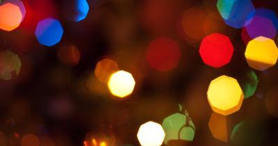 елочные огоньки новый год