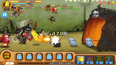 Larva Heroes: Episode 2 v1.1.5 MOD APK Terbaru