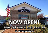 Albuquerque Drive Thru Now Open!