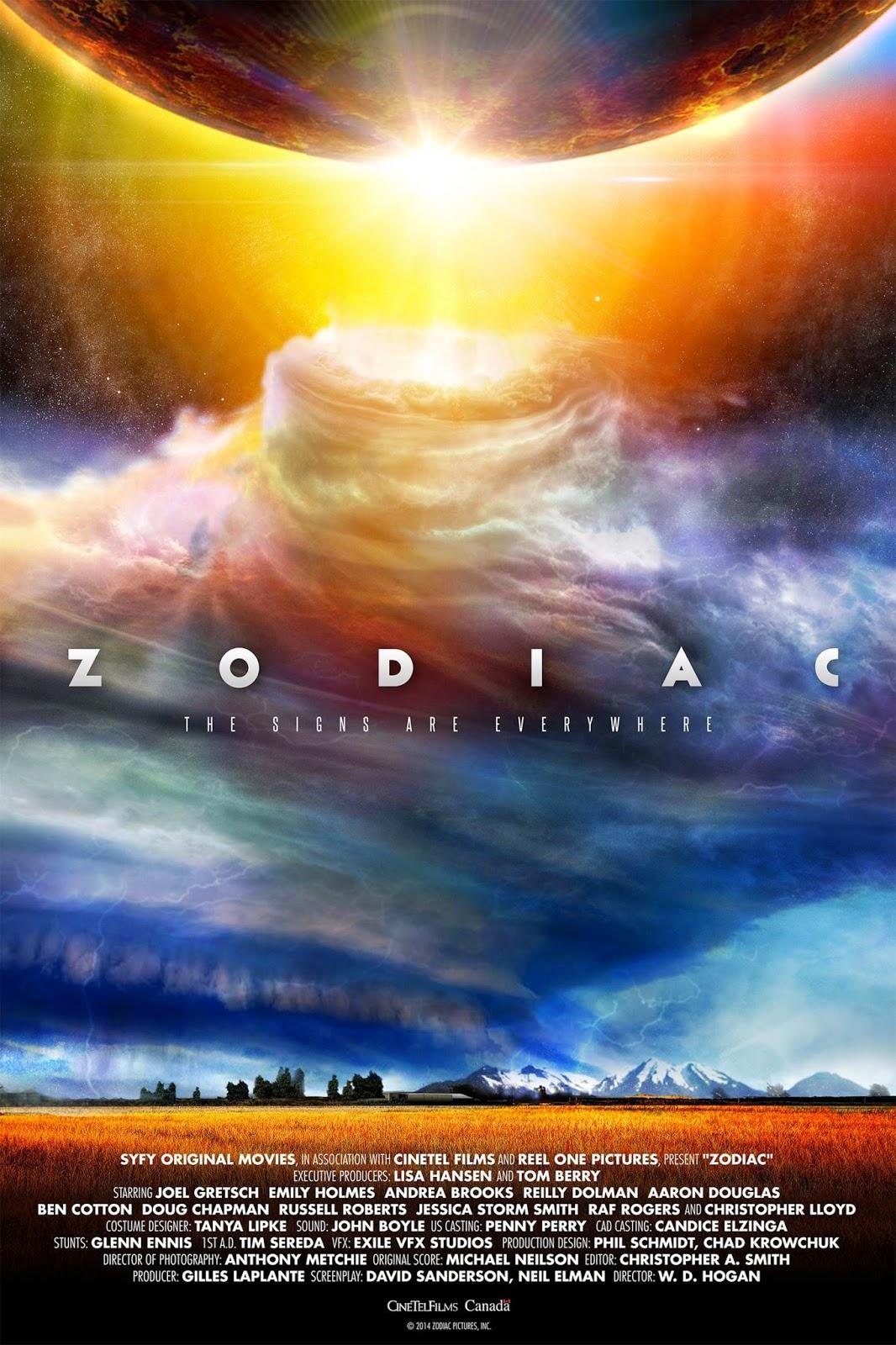 Zodiac: Signs of the Apocalypse 2014