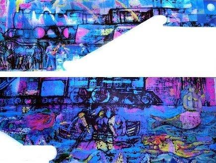 Fernando marcos entrevista a fernando marcos for Carpenter papel mural santiago chile