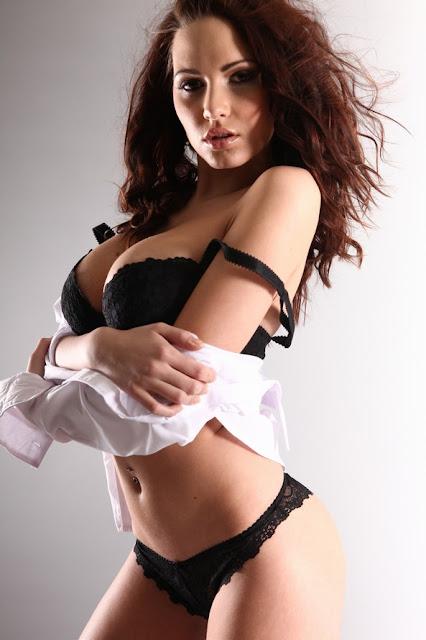 Model Sabine Jemeljanova