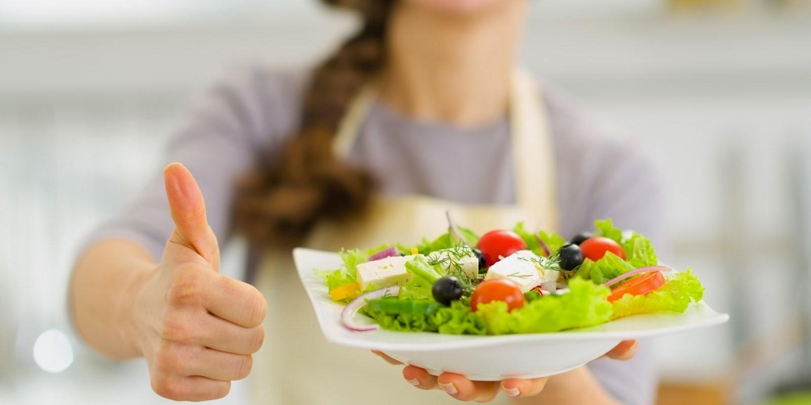 أطباق صحية