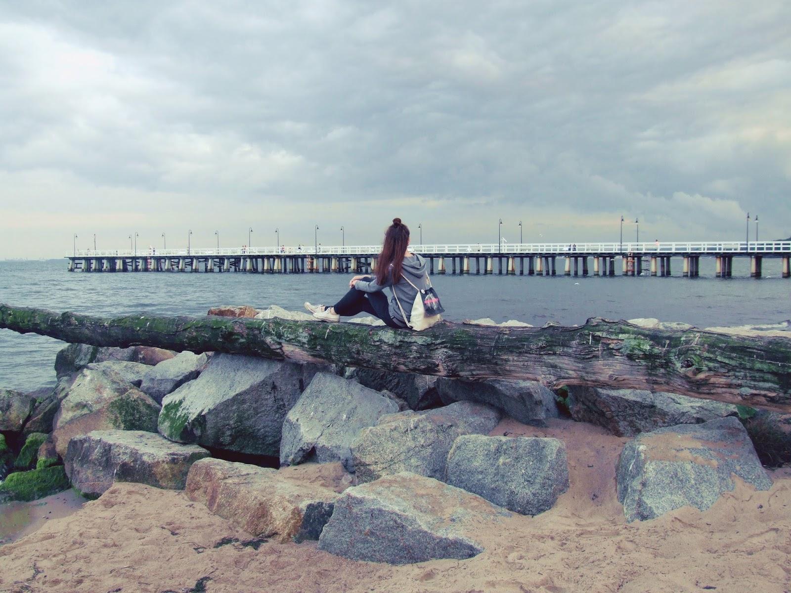morze, Klif Orłowski, Gdynia