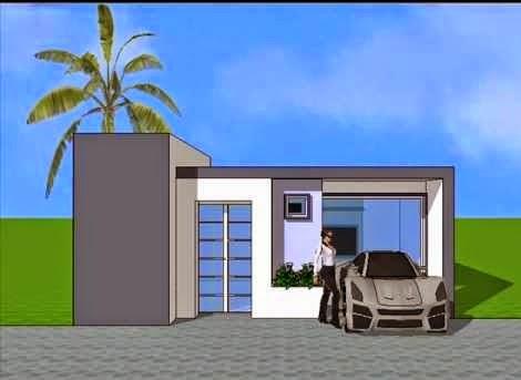 Casas bonitas de un piso auto design tech - Casas grandes y bonitas ...