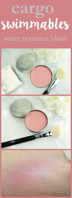 Cargo Swimmables Water Resistant Blush in Bali  Pinterest
