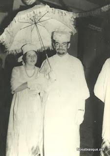 Carnaval de Candelario Salamanca, de los años 60
