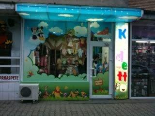 Magazinul Kidetto