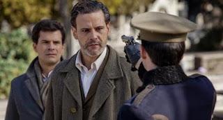 Rodolfo Sancho, Roberto Enríquez y Raúl Peña en 'La República'