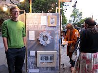 Tim John Phillips, San Francisco Mobile Museum, Free Shrines