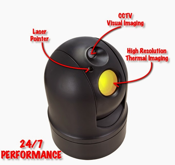 M1-D Thermal Surveillance Camera